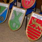 Drei neue Wappen aus Bad Lauterberg fürs Amtsgericht