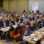 Ein großes Treffen von 700 Bürgermeistern aus allen Gemeinden in Niedersachsen
