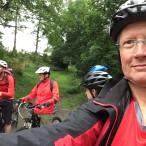 Mit dem E-Bike auf der Steinberg-Alm nahe Goslar