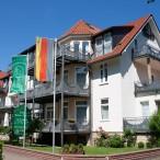 Das Parkhotel heute in der Sebastian-Kneipp-Promenade