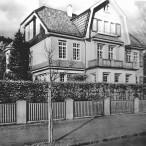 Die ehemalige Villa, mit der 1954 alles begann