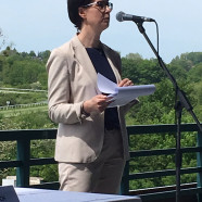 Die Geschäftsführerin des HTV, Carola Schmidt